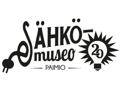 Paimion Sähkö museo, 20-v. logo