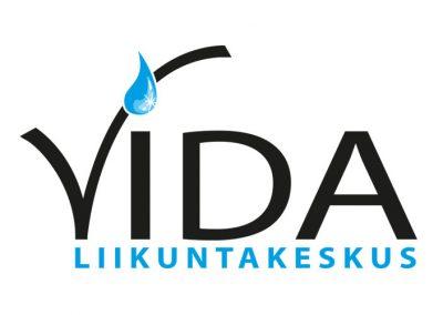 Liikuntakeskus Vida, logo